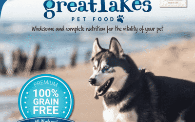 No Chicken Protein in Great Lakes Original Canine Formula