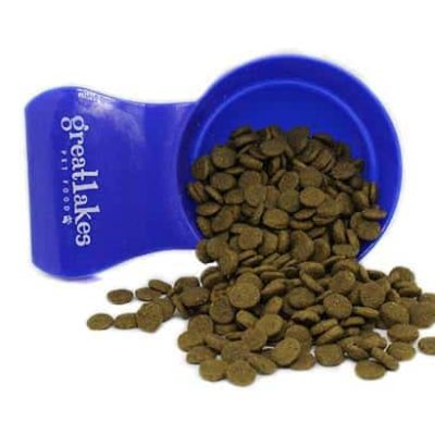 Food Scoop Clip from Great Lakes Pet Food