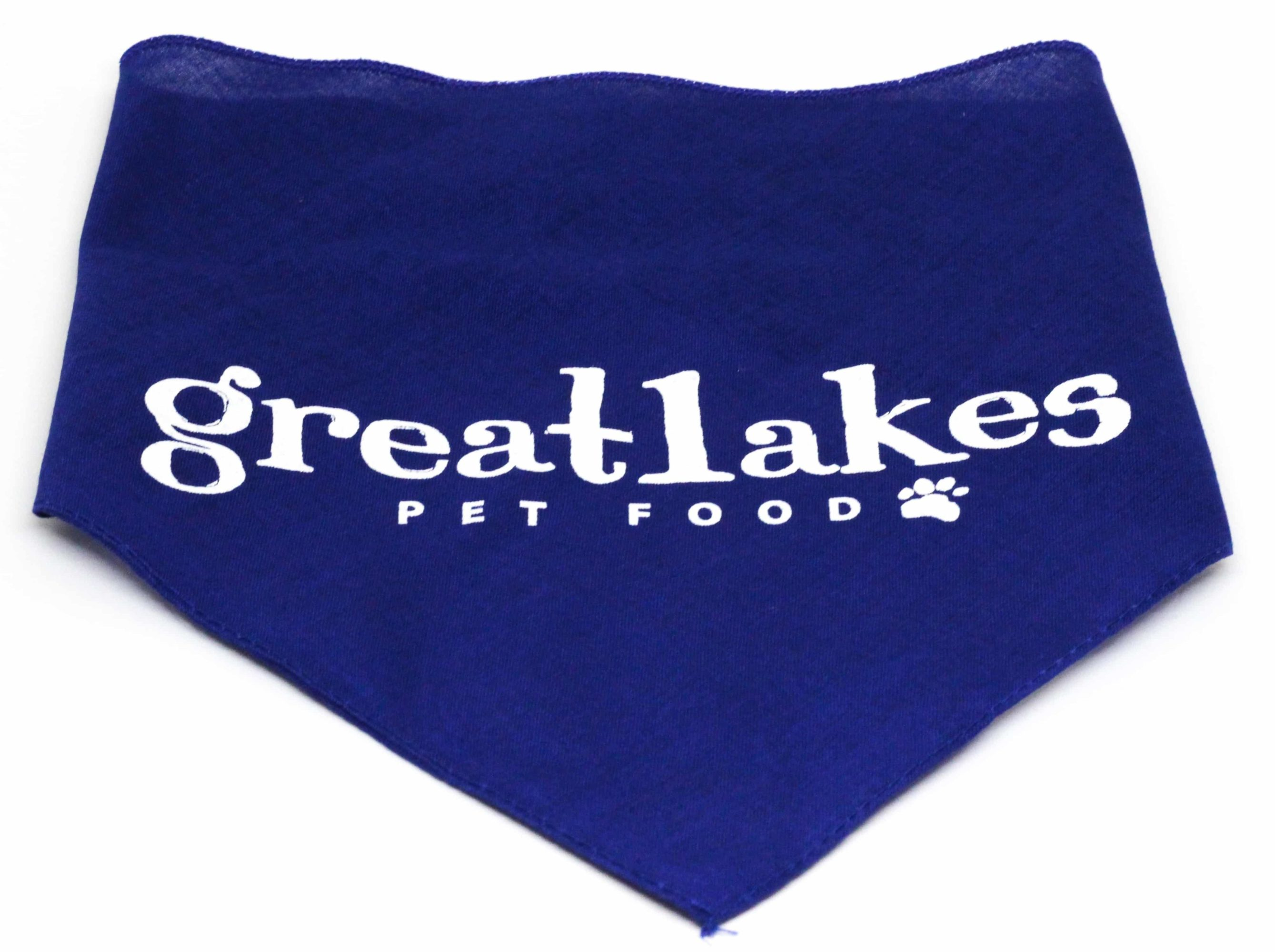 pet bandana great lakes pet food. Black Bedroom Furniture Sets. Home Design Ideas