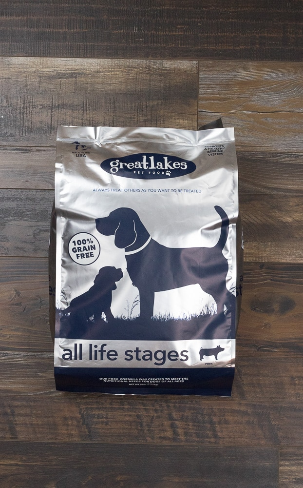 21d3ef5a8 Pork All Life StagesGrain-Free - Great Lakes Pet Food