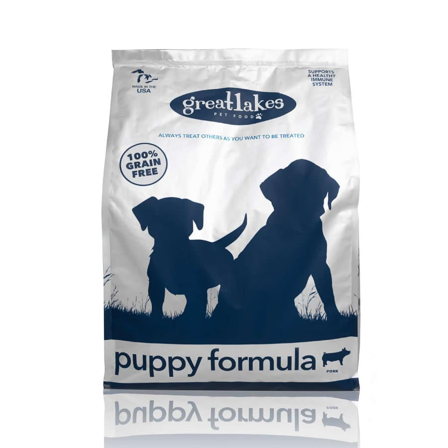 Great Lakes pet food for puppys
