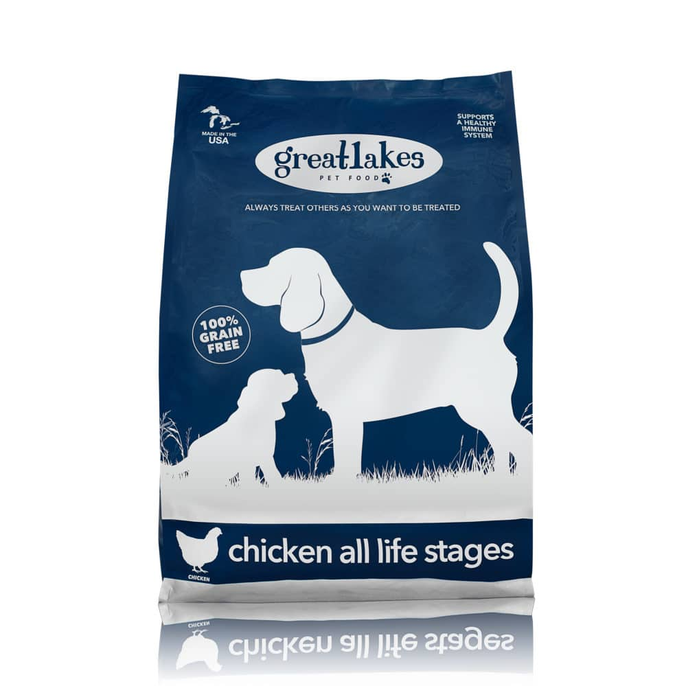 Great Lakes Pet Food-Chicken All Life