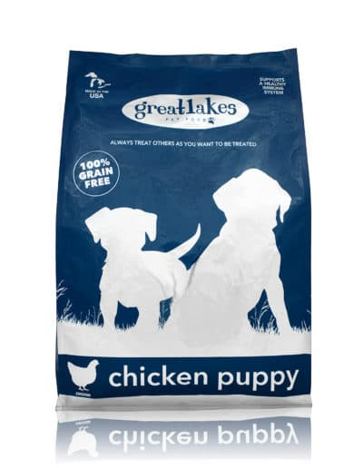 Great Lakes Pet Food-Chicken Puppy