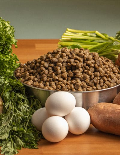 No Meat Ingredients for Great Lakes Pet Food